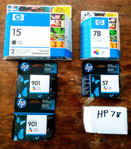 Great Deal   HP INKJET CARTRIDGE'S HALF PRICE