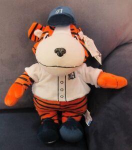 "Detroit Tigers ""Paws"" Mascot"