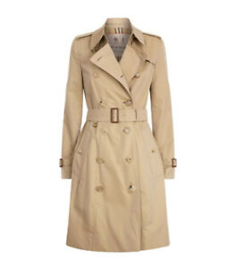 Brand New Authentic Burberry Chelsea Heritage Trench Coat