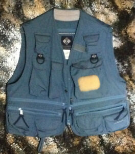 Fishing Vests for the Angler  (3 available) - Prices in Ad