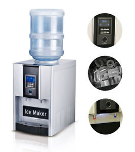 Counter Top Hot / Cold Water Dispenser with Ice Maker Machine