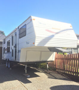 Jayco Eagle 5th Wheel