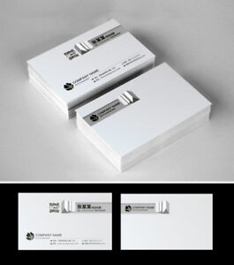 Business card 1000 pcs only $50