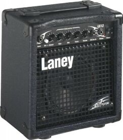 Laney LX12 Combo Electric Guitar Amplifier 10watt