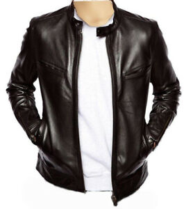 *REDUCED*    Designer Leather Jacket