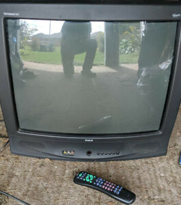 "27"" CRT tv for gamers!"