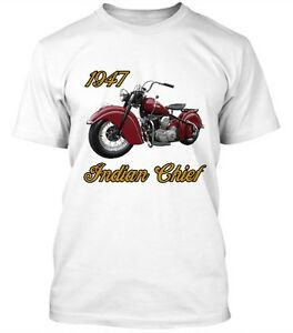 1947 INDIAN CHIEF T-SHIRT