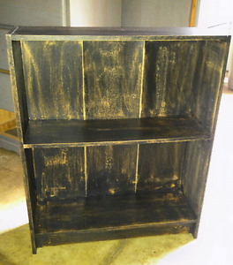 Shelf black distressed perfect condition
