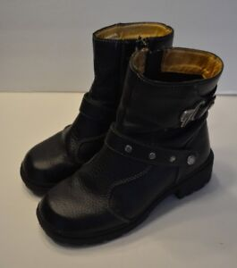 MILWAUKEE Delusion Motor Cycle Boots.Ladies Size 6.5