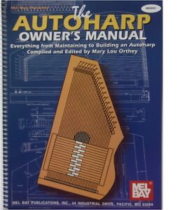Autoharp Books and DVDs