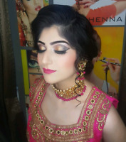 BOOKINGS ARE OPEN FOR BRIDAL & PARTY MAKEUP($45 PARTY MAKEUP)