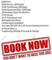 A Time To Shine! House Cleaning Woodstock, Ingersoll & Area