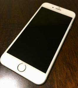 iPhone 6 unlocked 64gb white