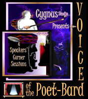 VOICE OF THE POET/BARD & SPEAKER'S CORNER, SESSIONS; NEW!
