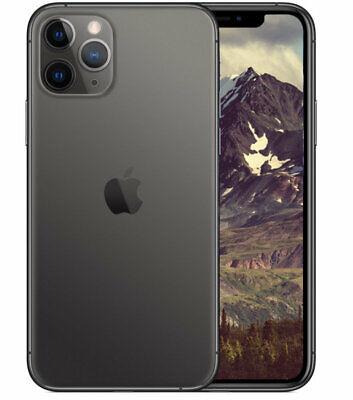 Apple iPhone 11 Pro, 64GB, Space Gray, Unlocked