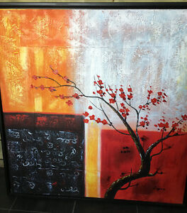 Large painting