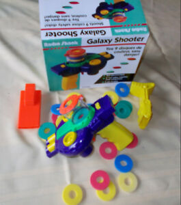 Foam Disc Shooter - Radio Shack - 1994 Vintage