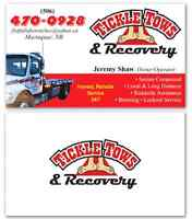 24 hr towing and recovery