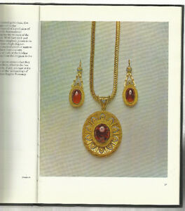 VICTORIAN JEWELRY: Book showing finest examples, with many color