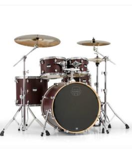 MAPEX drums 100% birch drum set + MATCHING SNARE