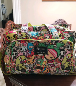 Jujube Diaper Bags - Be Prepared, Helix, BRB (prices in listing)