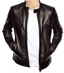*REDUCED*.  Designer Leather Jacket