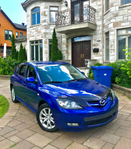 2007 Mazda 3 Grand Touring Sport - Fully Loaded