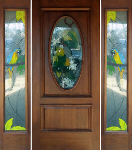 Entrance Door clearance,  solid wood $2000 & up