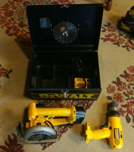 Dewalt 12V kit