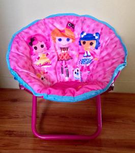 Petite chaise pour enfant Lalaloopsy