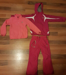 "GIRLS ""THE NORTH FACE"" WINTER SUIT!!!"