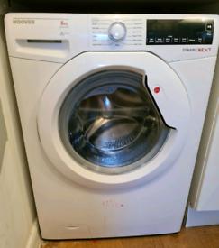 Hoover 8kg White Washing Machine