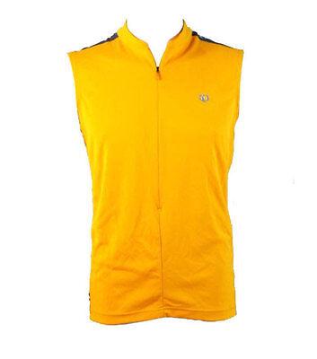 Pearl Izumi Mens Cycling Jersey - Yellow (Large)