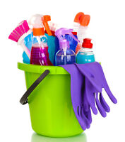 Cleaning your home ?