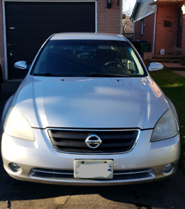 For Sale - 2003 Nissan Altima 3.5SE