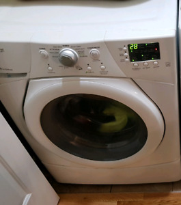 Whirlpool front loading washer