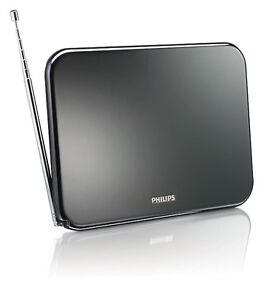 Philips Amplified Tv Antenna SDV7225T/27