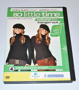 Disney So Little Time: Volume 4 Hangin' Out - DVD