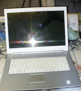 wanted. Sony Vaio laptop model WGH– H250E for parts