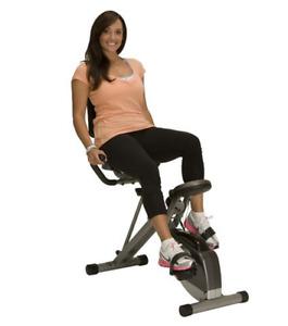 NEW LOW PRICE Folding Recumbent Exercise bike