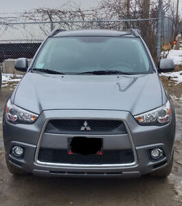 2012 Mitsubishi RVR GT model with Moonroof, Japan, SUV