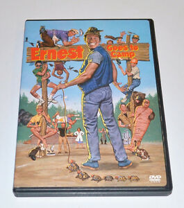 Ernest goes to camp - DVD