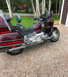 91 Goldwing mint condition