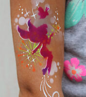 AIRBRUSH TATTOO and FACE PAINTING by Anika