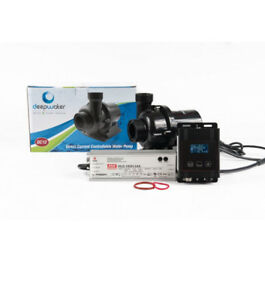 BRAND NEW Deepwater Aquatics BLDC12 DC Brushless Pump