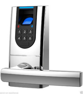 Brand New Finger Print Door Lock with Password