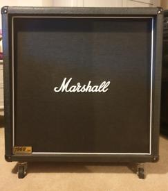 Marshall 1960B 300W 4x12 Straight Guitar Cabinet