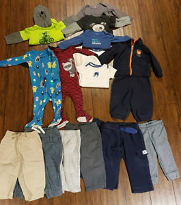 9 / 9 to 12 Month Old Boys Clothing Lot
