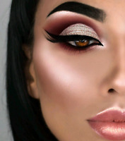 Affordable makeup artist and hairstylist $35