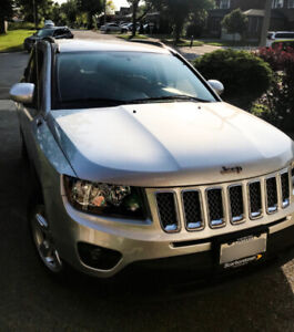 2014 Jeep Compass North, excellent condition